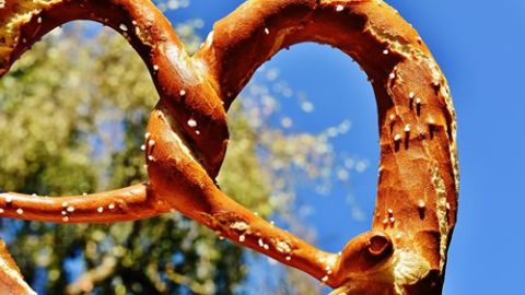Allergen-Free Pretzel Recipe for Lent