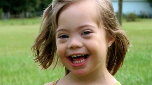 The Gift of a Child with Down Syndrome