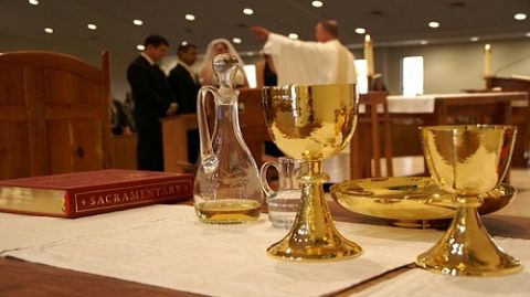 Marriage and the Eucharist
